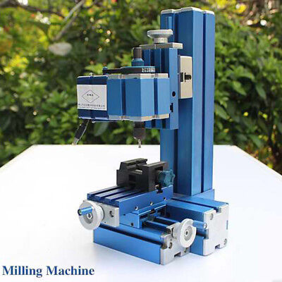 Metal Mini Turning Lathe Machine Motorized Metalworking Diy Wood Tool Universal