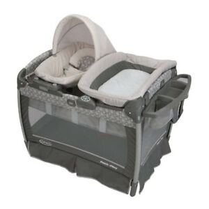 Graco Pack 'n Play with rocking seat,  New in sealed Box