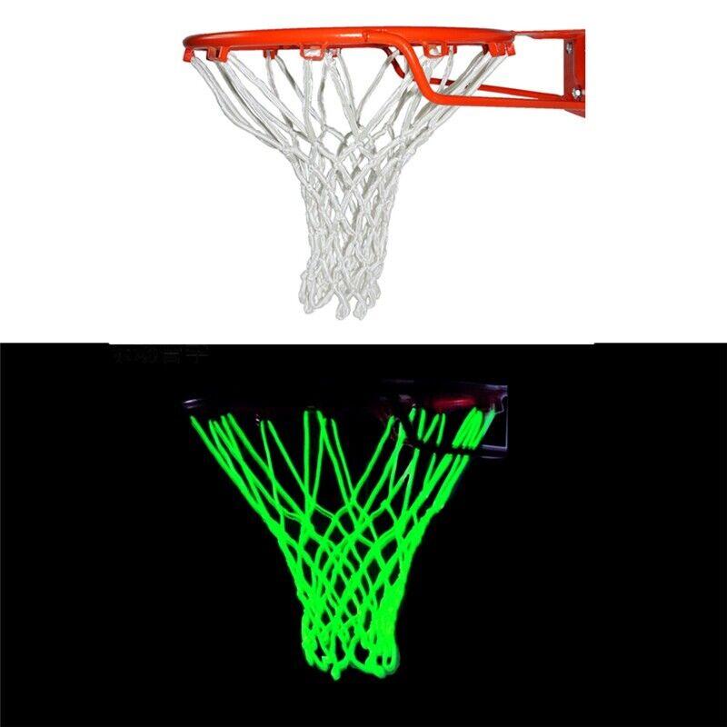 Luminous Basketball Net Light Up Nylon Heavy Duty Basketball Net US