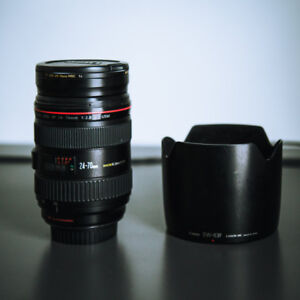 Canon EF 24-70mm f/2.8L IS USM