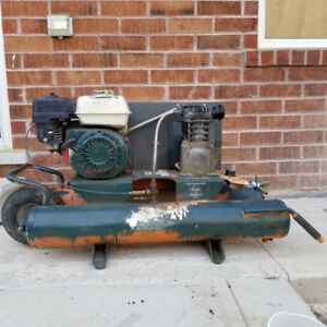 Honda Air Compressor 9 Gallon