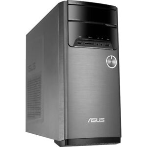 ASUS 1TB AMD10 Desktop COMBO  READY TO GO