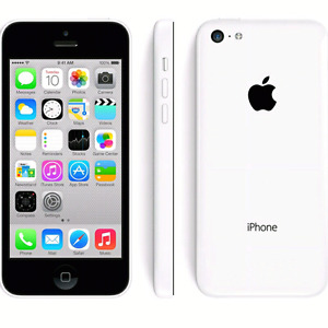 iPhone 5C unlocked works perfectly in excellent condi