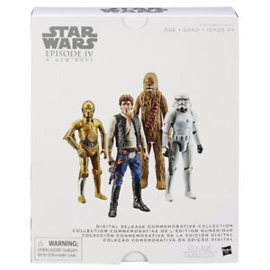 *New Price* Star Wars Digital Release Commemorative Collection