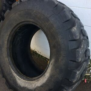 BACK HOE TIRES