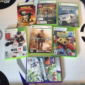 Xbox 360 console /games/controllers