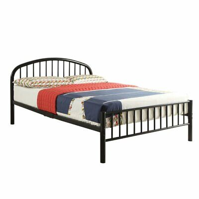 ACME Furniture Cailyn Full Bed in Black Acme Furniture Full Bed