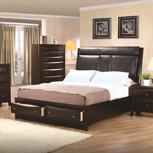 Beautiful 5 Piece Bedroom Set (also sold separately)