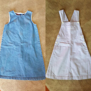 Summer Dresses - Size 6x and S
