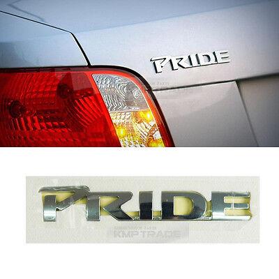 OEM PRIDE Logo Trunk Emblem Badge For KIA 2006 - 2016 RIO & Hatchback