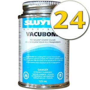 Pvc Solvent Cement 125 Ml. Case Of 24