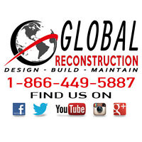 Landscape Construction and So Much More... 1-866-449-5887