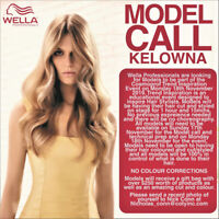 **Hair Models** Wella Professionals