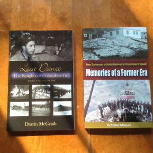 Two Newfoundland Books