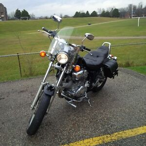 Great condition, get riding Yamaha Virago 750cc 1995