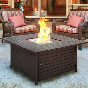 Outdoor Gas Fire Table and Fireplace Sale