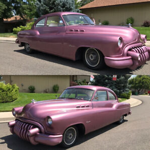 BUICK - Jet back special 1950 RARE - HOT ROD