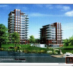 Terrain Pour Projet Résidentiel (Bord de L`Eau) à Laval