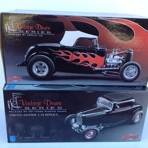 ACME/GMP DIECAST  '32 FORD COUPES/ROADSTERS London Ontario image 4