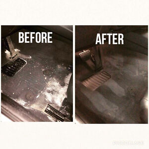 FULL AUTO DETAILING SPECIAL WITH SHAMPOO FOR ONLY 100$