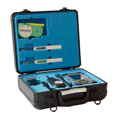 Hsv-400 Fiber Optic Inspection Probe And Cleaning Kit Ftth Tool Kit