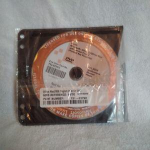 Microsoft Office 2008 for Mac OS X, Original CD w/ Serial Code
