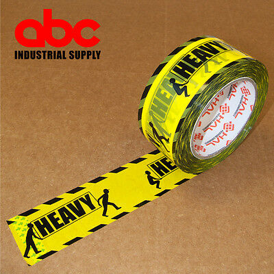 1 Roll 2 Heavy Printed Shipping Packing Tape 330 Feet 110 Yards