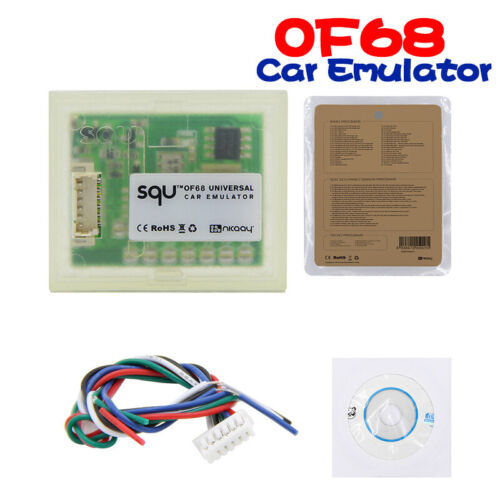 New    For Sale in Shenzhen | Squ Of68 Universal Car Emulator Diagnostic Supports Immo/seat Occupancy Sensor | Vehicle Town