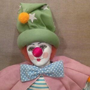 CLOWN - with ceramic head and hands Kitchener / Waterloo Kitchener Area image 3