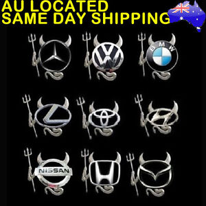 MAZDA LITTLE DEVIL 3D CAR STICKER DECAL BADGE LOGO EMBLEM [BRISBANE STOCK]