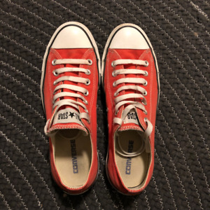 Converse All Star Sneakers Men's 8.5 / Women's 10.5