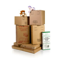 MOVING BOXES & SUPPLIES | BEST PRICES | MONTREAL BOX DEPOT