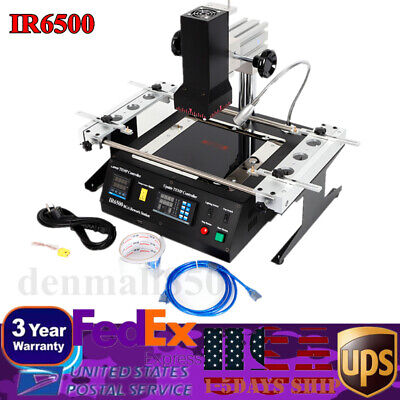 Ir6500 Bga Rework Station Welder Infrared Ir Soldering Tech For Xbox360 Ps3 Sale
