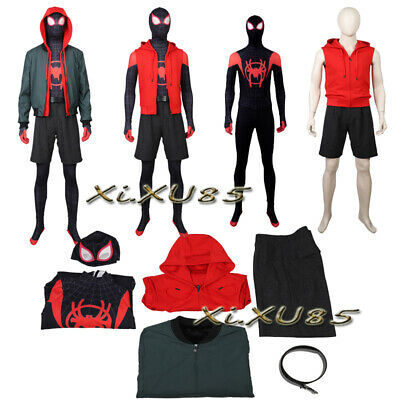Popular Spider-Man SUPERHERO Spiderman Cosplay Costume Halloween Customize Suit (Popular Costumes For Men)