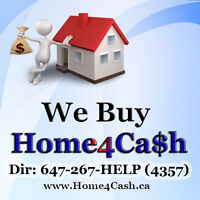 We Buy Homes4Cash & Offer Fast Closing