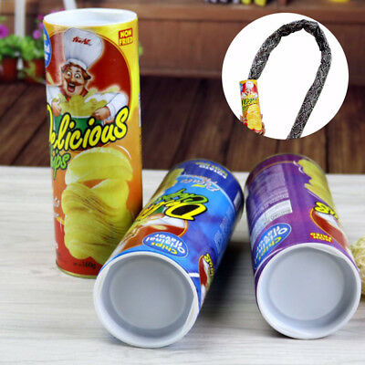 Potato Chip Snake In A Can Gag Gift Prank Large Size Funny Scare Shock - Halloween Scare Pranks