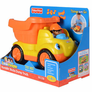 Camion benne little people Fisher price