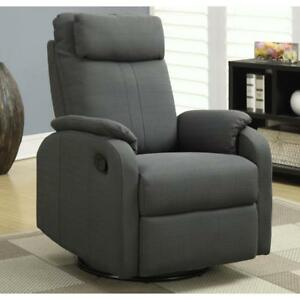 Monarch Brand Furniture - Best Price On I 8081CG Manual Recliner!