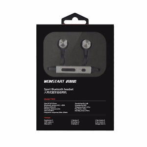 Wonstart TS-02 Sport Cordless Headphone Come with Volume Control