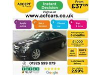 Used, 2014 BLACK MERCEDES C180 1.6 AMG SPORT EDITION COUPE CAR FINANCE FR £37 PW for sale  Warrington, Cheshire