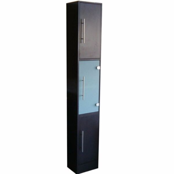 tall bathroom storage cabinets with doors bathroom cabinet storage cabinet 3 doors one 25781