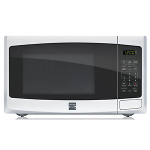 Kenmore 73092 0.9 cu. ft. Countertop Microwave - White