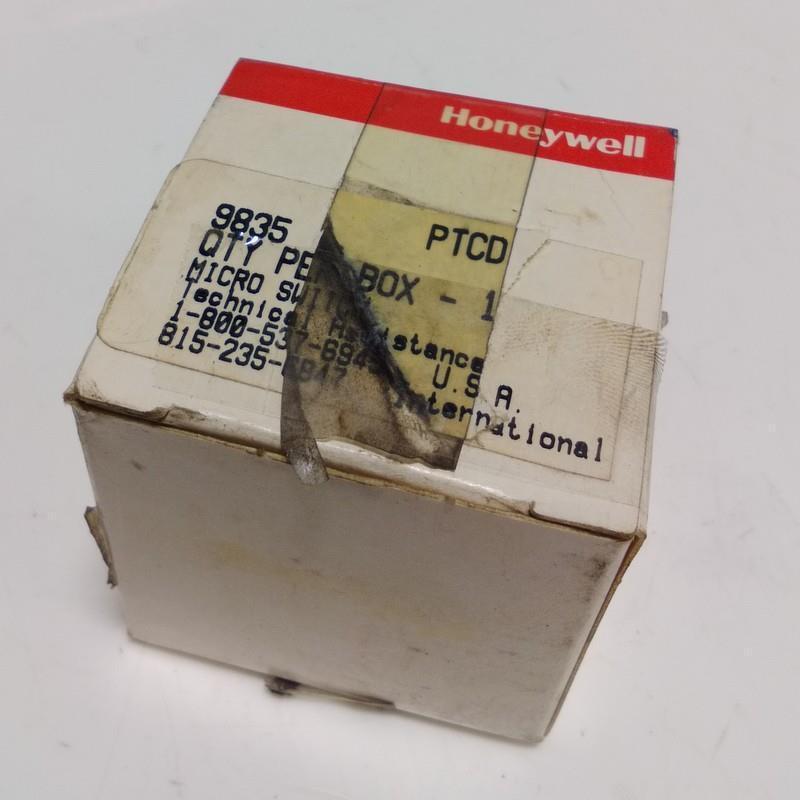HONEYWELL MICRO SWITCH 9835 NEW
