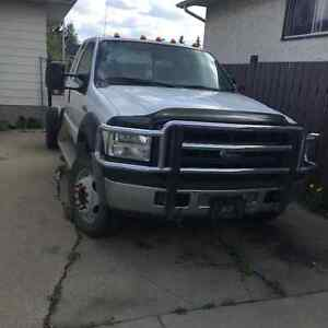 2007 Ford Other XL Pickup Truck Cab and chassis