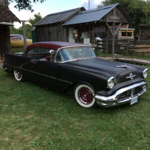 Extremely rare 1956 Oldsmobile Super 88.