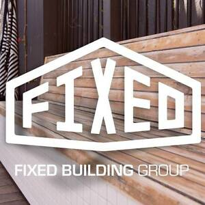 Fixed Building Group - Carpentry - Maintenance - Fit Out Brisbane City Brisbane North West Preview