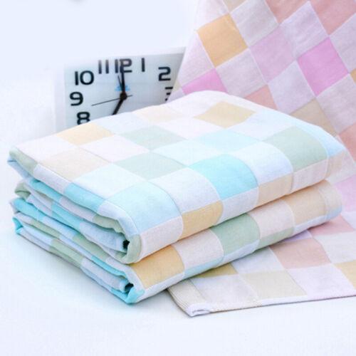 Absorption Children Muslin Towel Baby Bibs Wipe Cloth Infant Handkerchief