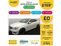 Mercedes-Benz C63 AMG FROM £159 PER WEEK!