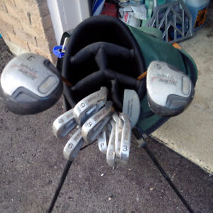 Ladies Right Golf Clubs
