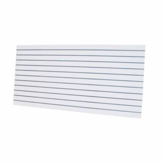 SlatWall Panel 1200x2400x18 WHITE/BLACK/MAPLE QLD Delivery